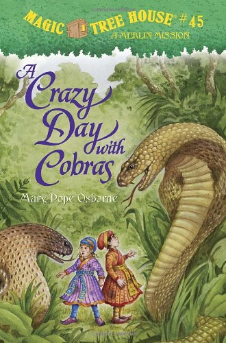A Crazy Day with Cobras 9780375868238