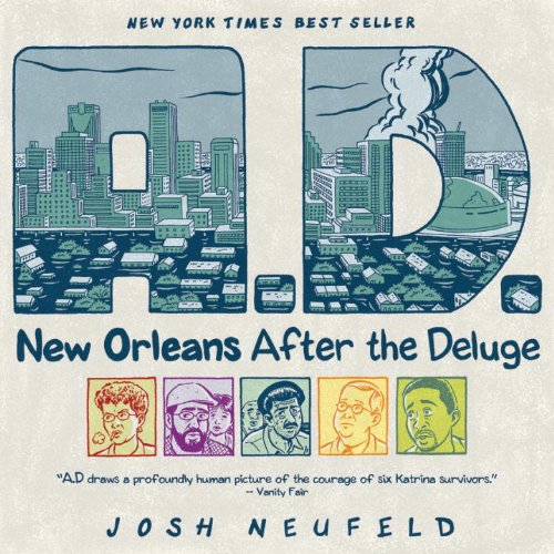 A.D.: New Orleans After the Deluge 9780375714887