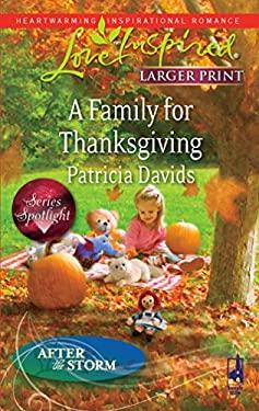 A Family for Thanksgiving 9780373814381