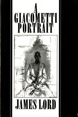 A Giacometti Portrait 9780374515737