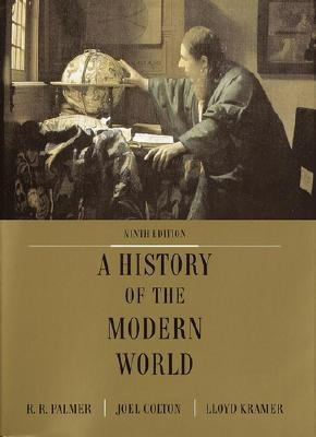 A History of the Modern World: Ninth Edition 9780375413988