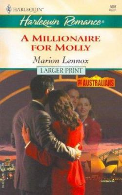 A Millionaire for Molly (the Australians) 9780373159888