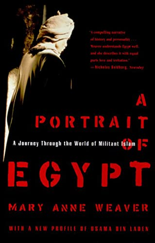 A Portrait of Egypt 9780374527105
