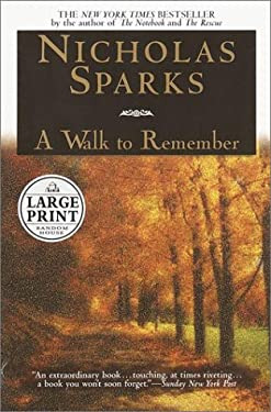 A Walk to Remember 9780375728006