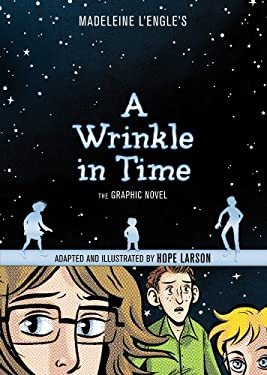 A Wrinkle in Time: The Graphic Novel 9780374386153