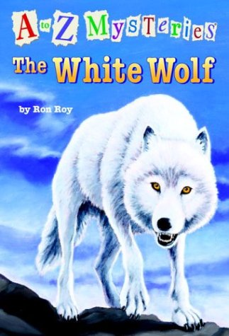 A to Z Mysteries: The White Wolf 9780375824807