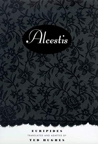 Euripides Alcestis 9780374527266