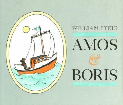 Amos & Boris 9780374302788