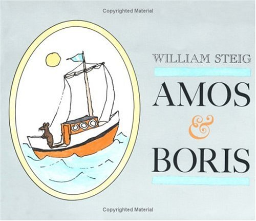Amos & Boris 9780374403607
