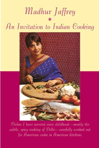 An Invitation to Indian Cooking 9780375712111