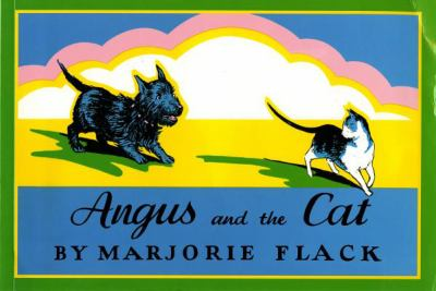 Angus and the Cat 9780374403829