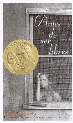 Antes de Ser Libres 9780375815454