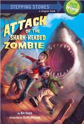 Attack of the Shark-Headed Zombie 10245931
