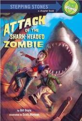 Attack of the Shark-Headed Zombie 10245947
