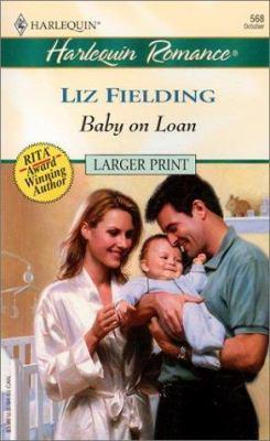 Baby on Loan 9780373159680