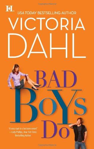 Bad Boys Do 9780373776023