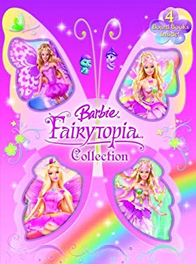 Barbie Fairytopia Collection 4 Volume Boxed Set 9780375844287