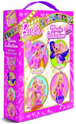 Barbie Movie Collection: Barbie and the Three Musketeers/Barbie Thumbelina/Barbie in a Mermaid Tale/The Diamond Castle 9780375862946