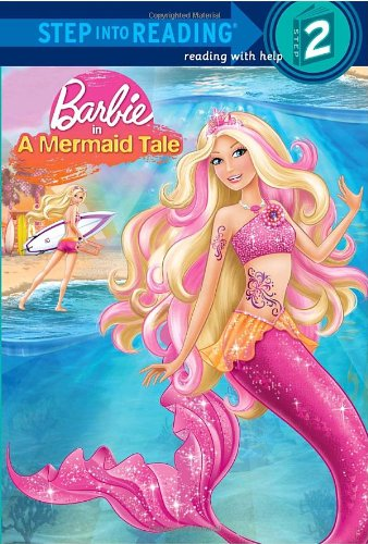 Barbie in a Mermaid Tale 9780375864506