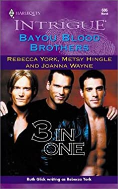 Bayou Blood Brothers 9780373226061