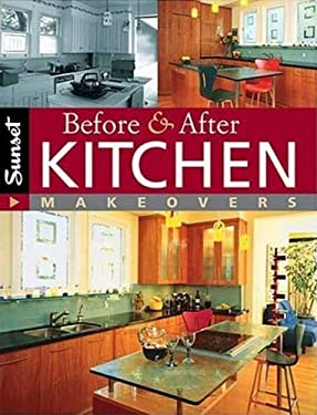 Before & After Kitchen Makeovers 9780376013422