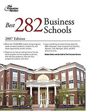 Best 282 Business Schools 9780375765643