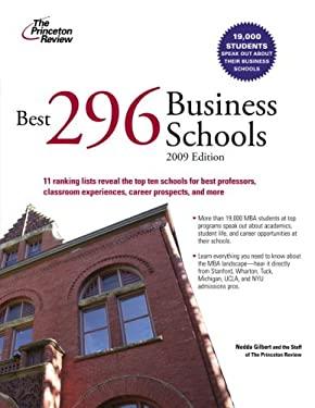 Best 296 Business Schools 9780375428821