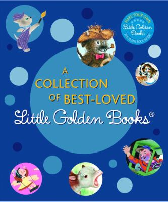 Best Loved Little Golden Books 6 Copy Boxed Set 9780375833946