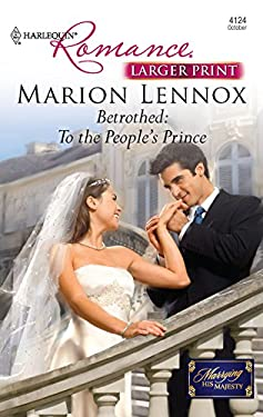 Betrothed: To the People's Prince 9780373184705