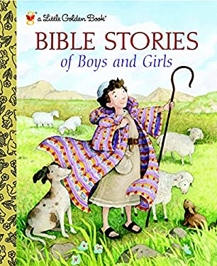 Bible Stories of Boys and Girls 9780375854613