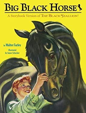 Big Black Horse: A Storybook Version of the Black Stallion! 9780375840357