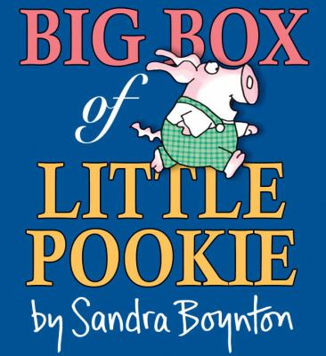 Big Box of Little Pookie 9780375858000