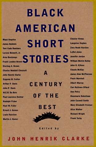 Black American Short Stories 9780374523541
