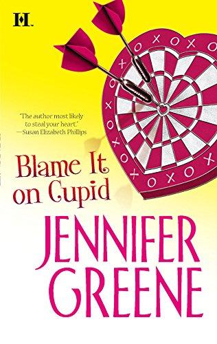 Blame It on Cupid 9780373771776