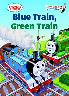 Blue Train, Green Train 9780375834639