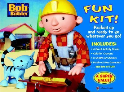 Bob the Builder Fun Kit [With Stickers and Paperdolls and Crayons] 9780375829932
