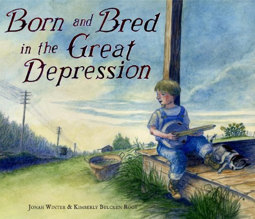 Born and Bred in the Great Depression 9780375861970