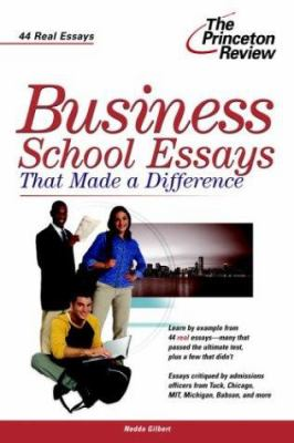 business school essays that made a difference ebook