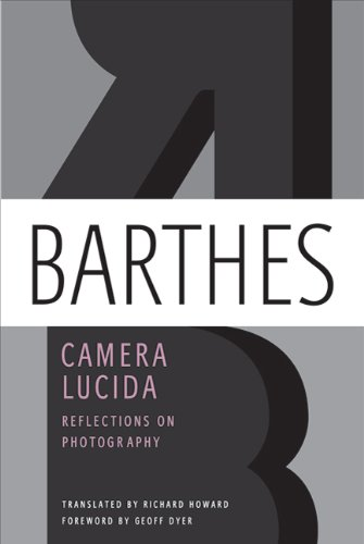 Camera Lucida: Reflections on Photography 9780374532338