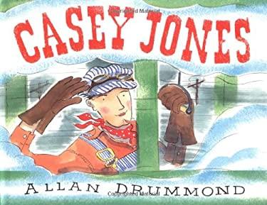 Casey Jones 9780374311759