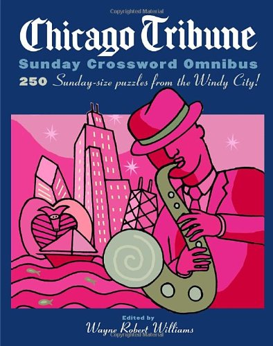 Chicago Tribune Sunday Crossword Omnibus 9780375722097