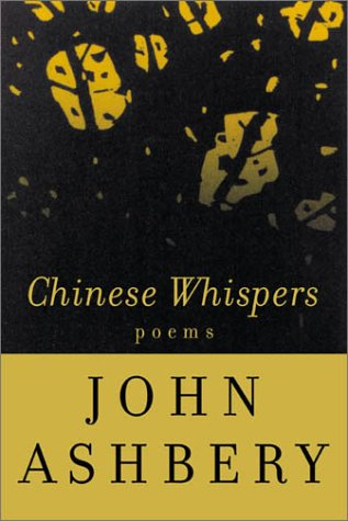 Chinese Whispers: Poems 9780374122577