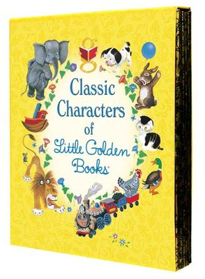 Classic Characters of Little Golden Books 9780375859342