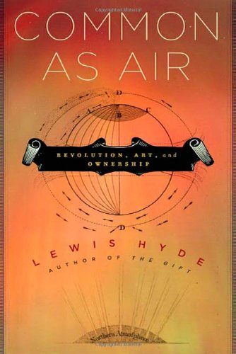Common as Air: Revolution, Art, and Ownership 9780374223137