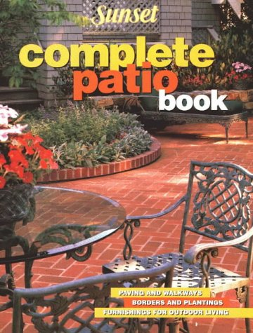 Complete Patio Book 9780376013972