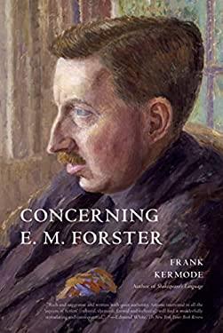Concerning E. M. Forster 9780374532383