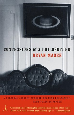 Confessions of a Philosopher: A Personal Journey Through Western Philosophy from Plato to Popper 9780375750366