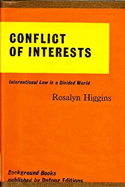 Conflict of Interests: International Law in Divided World