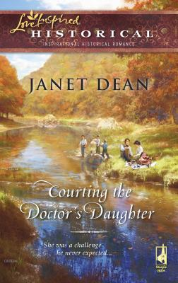 Courting the Doctor's Daughter 9780373828128