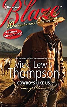 Cowboys Like Us 9780373796342